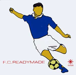 the official readymade football march 2002/F.C.Readymade