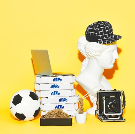 GAKU-MC参加作品 A.F.R.O 3rd Album「7th」リリース