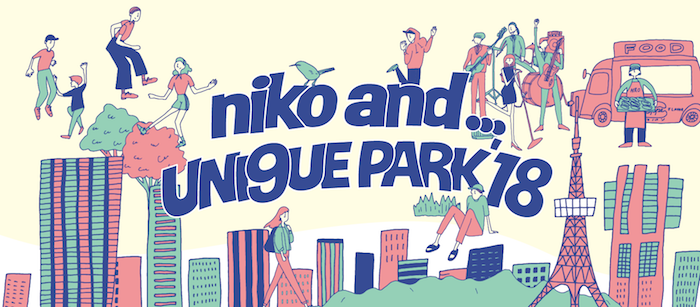 niko and … UNI9UE PARK '18